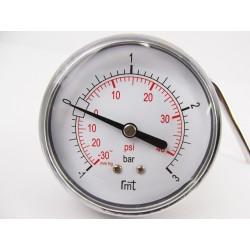 Replacement vacuum gauge