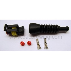 Male connector Kit