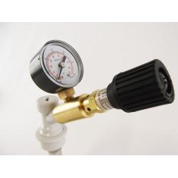 Complete spunding valve