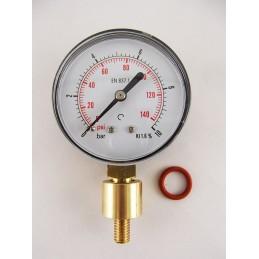 Aphrometer-Pressure gauge...