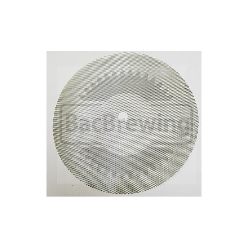 Spare parts disc large mesh for Yeld increase disc BM50